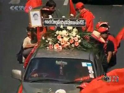 In Thailand, autopsies on those killed during Saturday's violence in Bangkok, have been released. (CCTV.com)