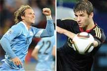 Golden Ball: Forlan, Golden Boot: Mueller