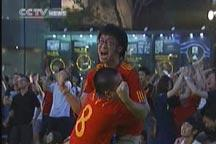 World Cup final: Sleepless night in Beijing