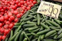 Markets warm up after Germany lifts warning against cucumber