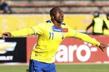 Ecuadorian striker Benitez dies at 27