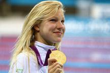 FINA world championships: Ruta Meilutyte won women´s 100m breaststroke