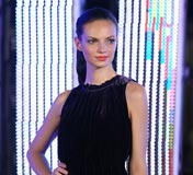 国际顶尖品牌展示新款服饰