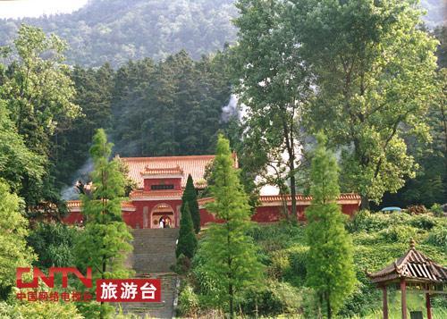 宜春樟树市阁皂山国家森林公园;; 阁皂山风光6;