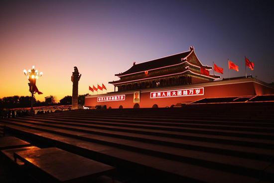 红色旅游经典景区之北京市天安门广场