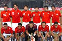 埃及国家队介绍