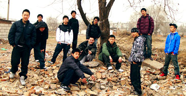 全称:Chinese Legendary Smooth Crew
