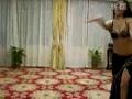 海外华人表演肚皮舞