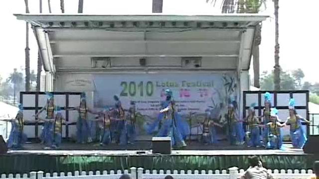 海外华人华侨少数民族舞蹈