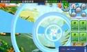 奥拉星游戏视频—吃草的兔子。也会怒。