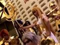 十二黄金圣斗士与雅典娜登陆CJ现场