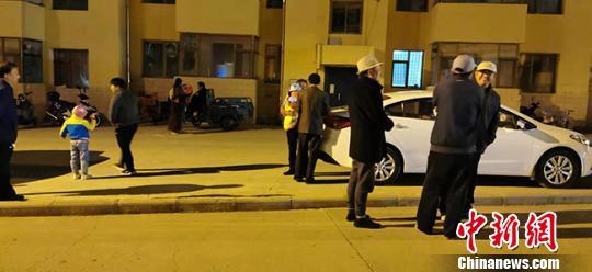 甘肃省张掖市发生5.0级地震周边多地震感强烈