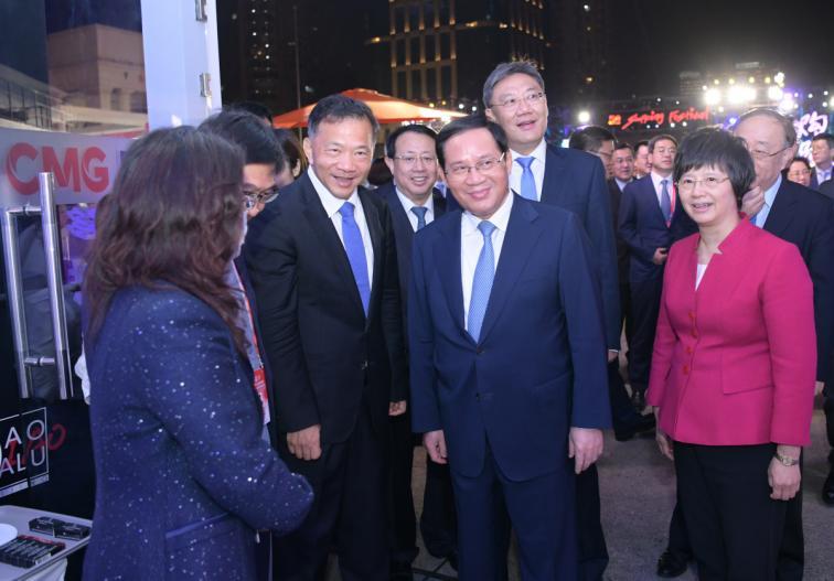 2021年全国消费促进月暨上海五五购物节在沪启动插图(4)