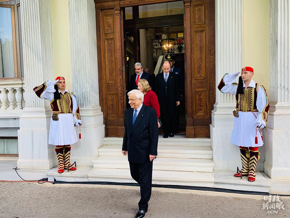 访问希腊第二天,习主席的三句感叹丨时政新闻眼
