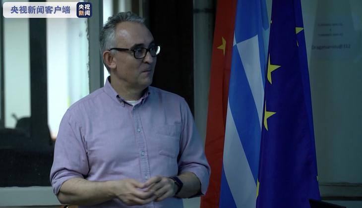 中央广播电视总台4K直播电影《大阅兵・2019》在希腊首播