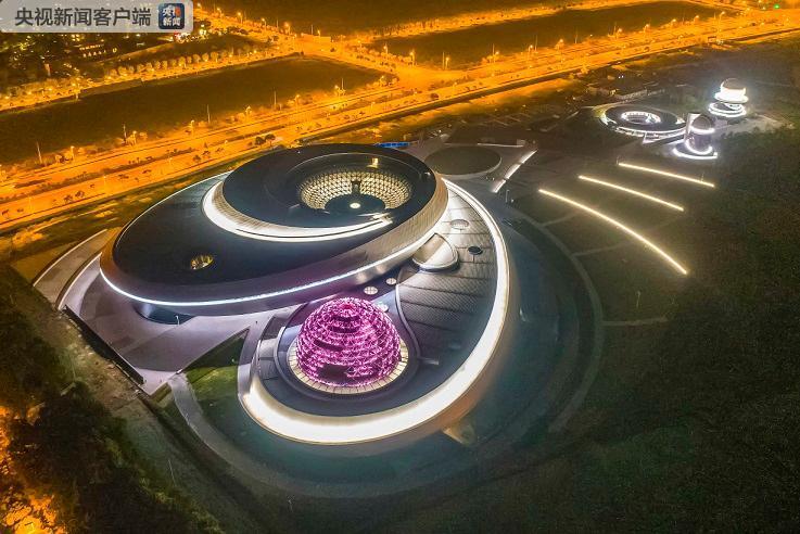 全球最大天文馆预计2021年择期开放