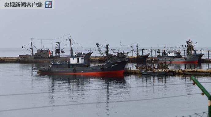 80多名朝鮮公民因非法捕撈被俄方扣留