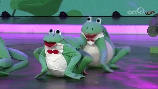 青蛙乐园——第二届全国中小学生创意大赛电视录制阶段队伍作品
