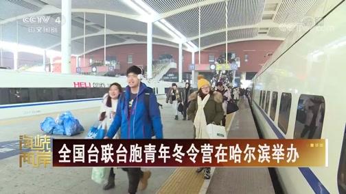 [海峡两岸]全国台联台胞青年冬令营在哈尔滨举办