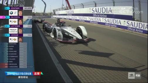[赛车]国际汽联电动方程式锦标赛:摩洛哥站