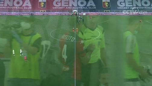 [意甲]第27轮:热那亚VS帕尔马 完整赛事