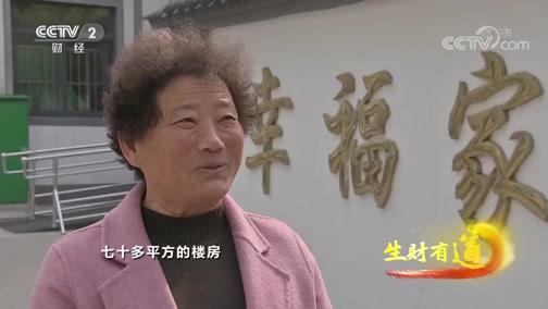 《生财有道》 20200625 山东兰陵:农村美 农民富 四雁工程拓新路