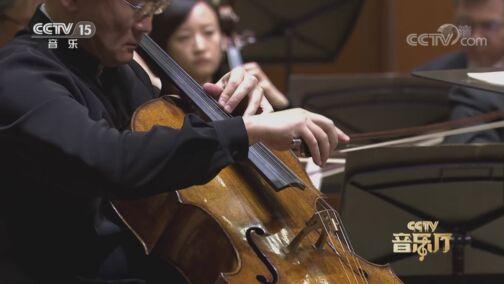 [CCTV音乐厅]《堂吉诃德》变奏六 大提琴:王健 中提琴:张安祥 指挥:余隆 协奏:中国爱乐乐团