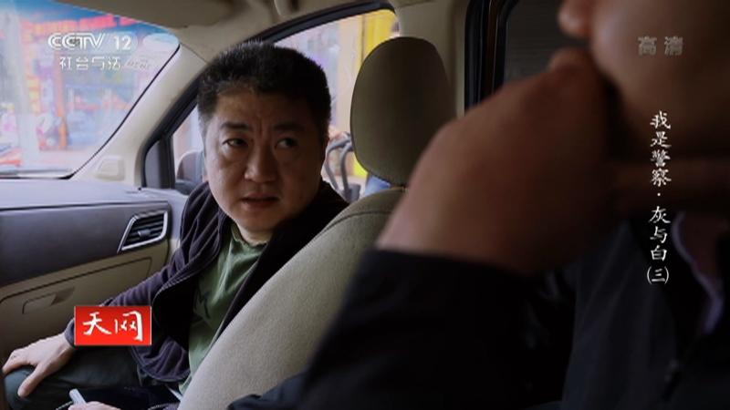 《天网》 20201217 系列纪录片《我是警察・灰与白》(三)