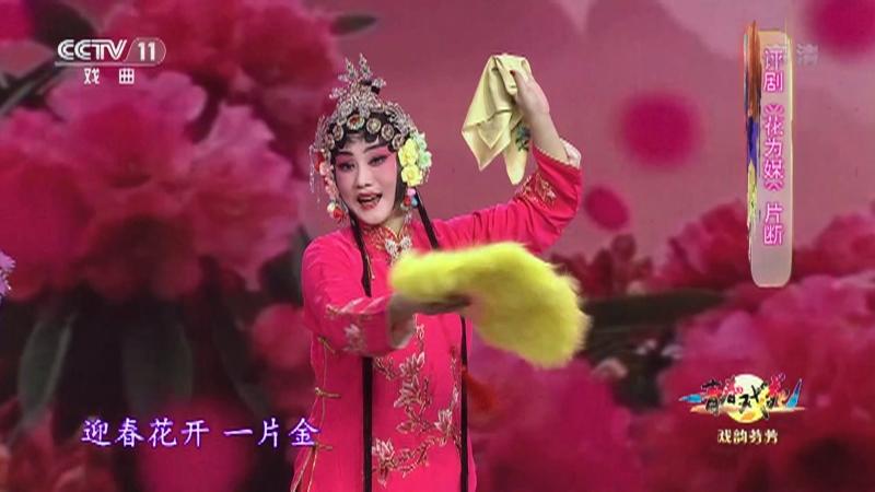 评剧花为媒片断 主演:李爽 陈欣(青春戏苑)