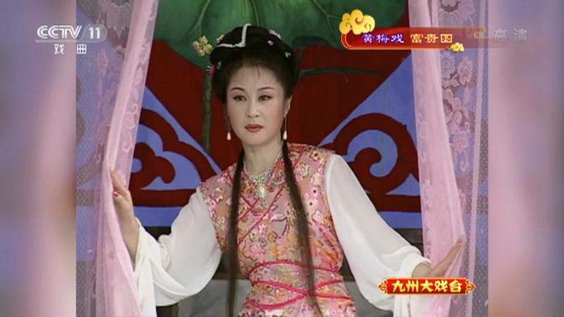黄梅戏富贵图 主演:赵媛媛 马自俊 九州大戏台 20210504