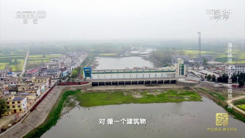 《跟着书本去旅行》 20210623 漫步颍淮——千里淮河第一闸