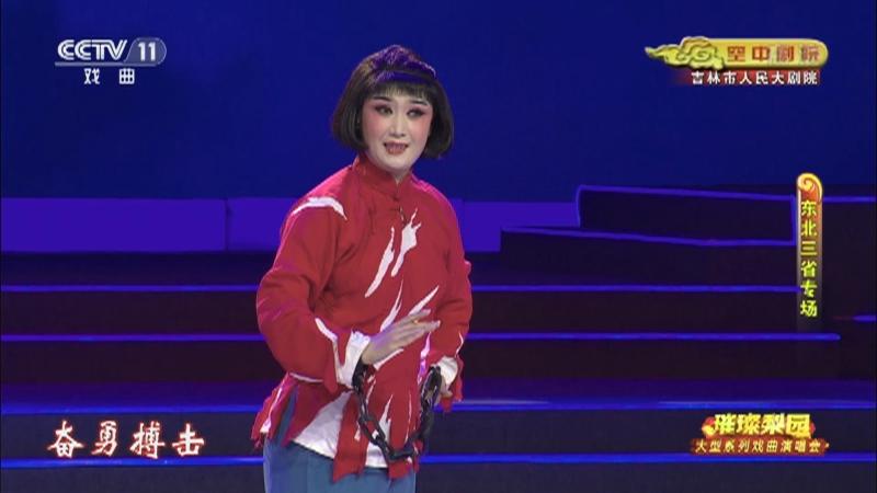 璀璨梨园大型系列戏曲演唱会(东北三省专场) CCTV空中剧院 20210820
