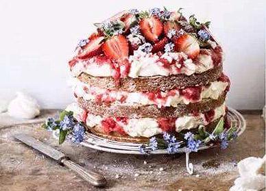 蛋糕达人晒高超手艺 一个蛋糕27种口味