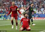 [高清组图]欧冠-萨拉赫破门 利物浦第六次夺冠