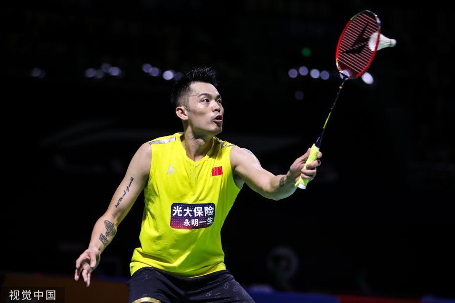 [图]福州羽毛球公开赛-林丹遭谌龙逆转首轮出局