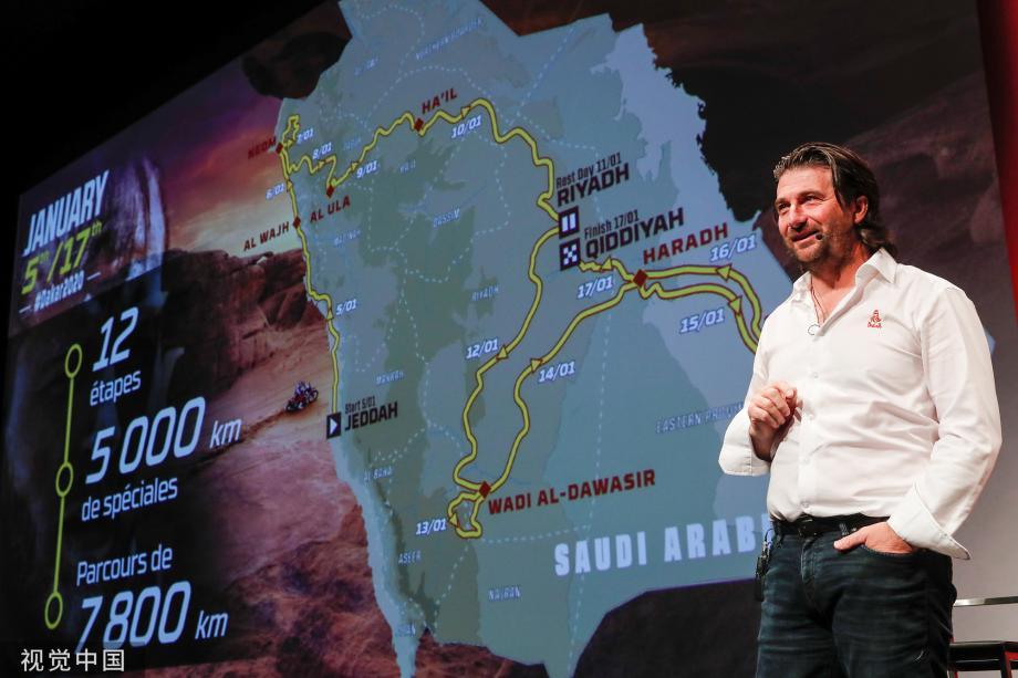 [图]2020达喀尔拉力赛路线细节公布 明年1月发车