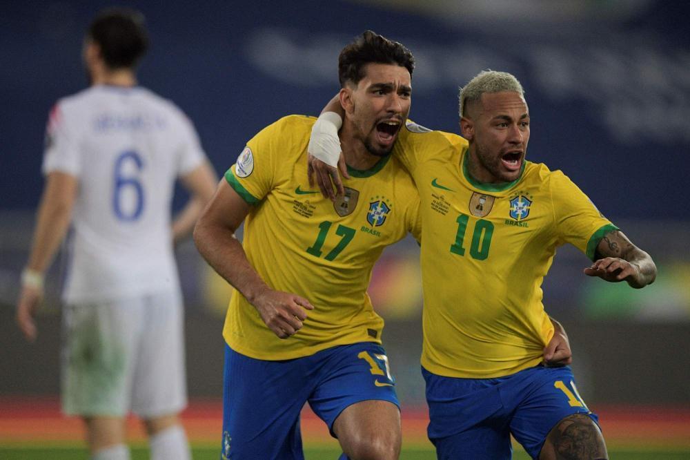 美洲杯:巴西1-0秘鲁进决赛插图(2)