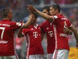[德甲]第3轮:拜仁3-1因戈尔施塔特 比赛集锦