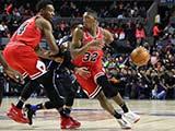 [爱看NBA]常规赛12月14日:公牛VS魔术 第三节