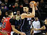 [NBA]常规赛12月14日:公牛VS魔术 武切维奇集锦