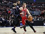 [爱看NBA]常规赛12月14日:公牛VS魔术 第四节