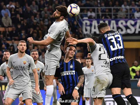 [意甲]第33轮:国际米兰VS罗马 完整赛事