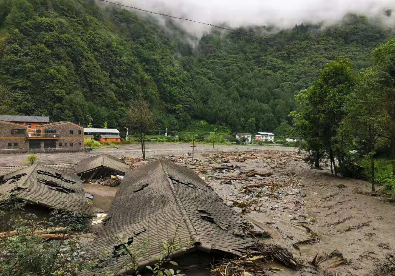 汶川暴雨泥石流已致4人遇难11人失联,救援工作仍在进行 00:00:55