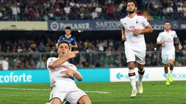 [意甲]AC米兰客场击败维罗纳 迎来两连胜