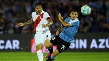 [图]2019国际足球友谊赛 乌拉圭1-0秘鲁
