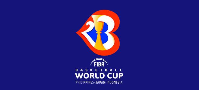 2023年国际篮联篮球世界杯Logo正式发布