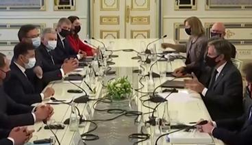 """《今日关注》 20210507 美国要军事援助乌克兰?G7搞""""小圈子""""暴露战略焦虑"""