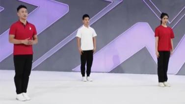[健身动起来]20210525 广场舞《腾飞中国梦》