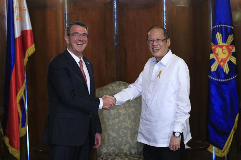 Les États-Unis renforcent leur présence militaire aux Philippines
