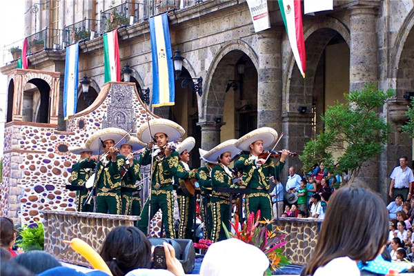 Mexico kicks off International Mariachi Festival